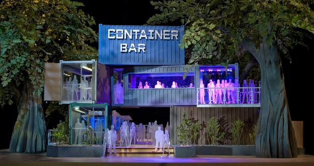 Container Bar UCMgastro